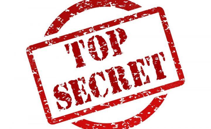 秘密の方法